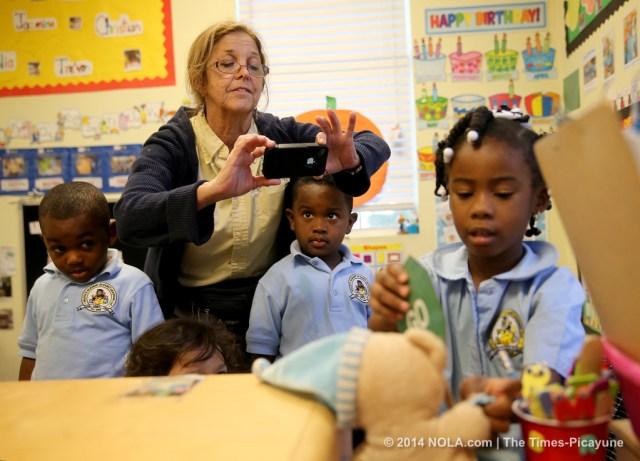 Technology in preschool