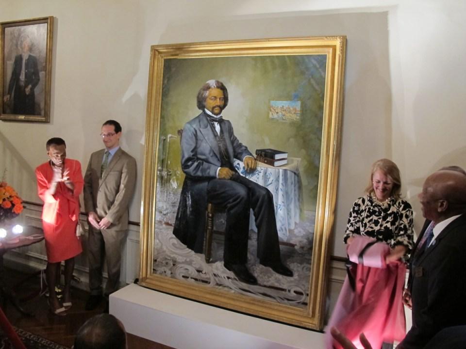 Frederick Douglass and education