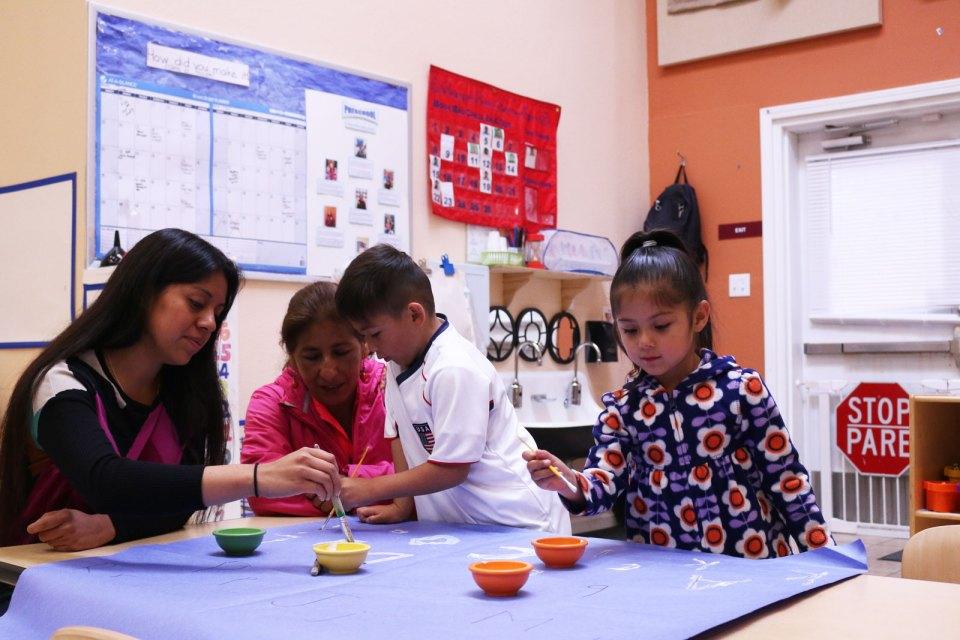 Preschool teacher California