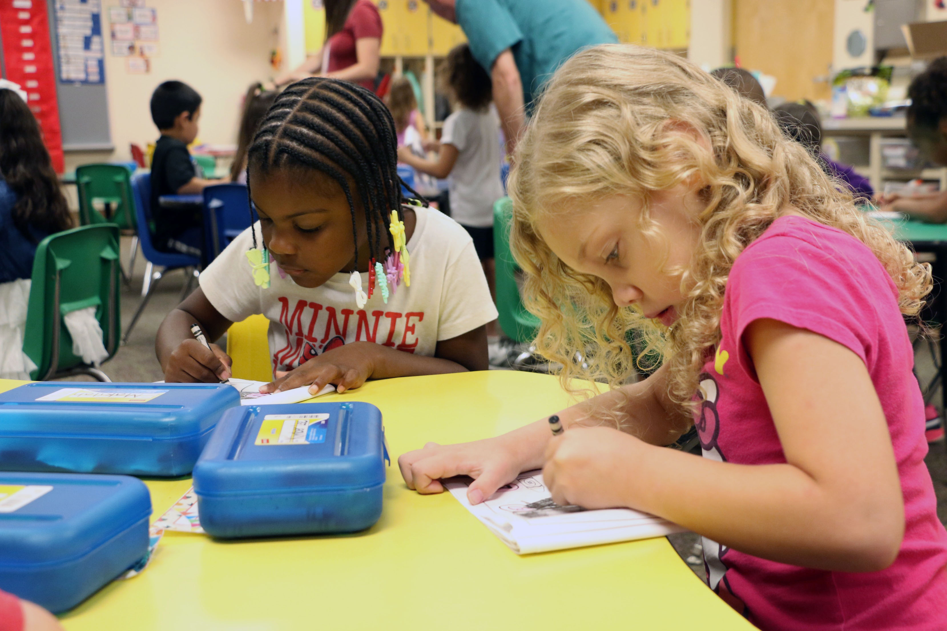 Cramming For Kindergarten