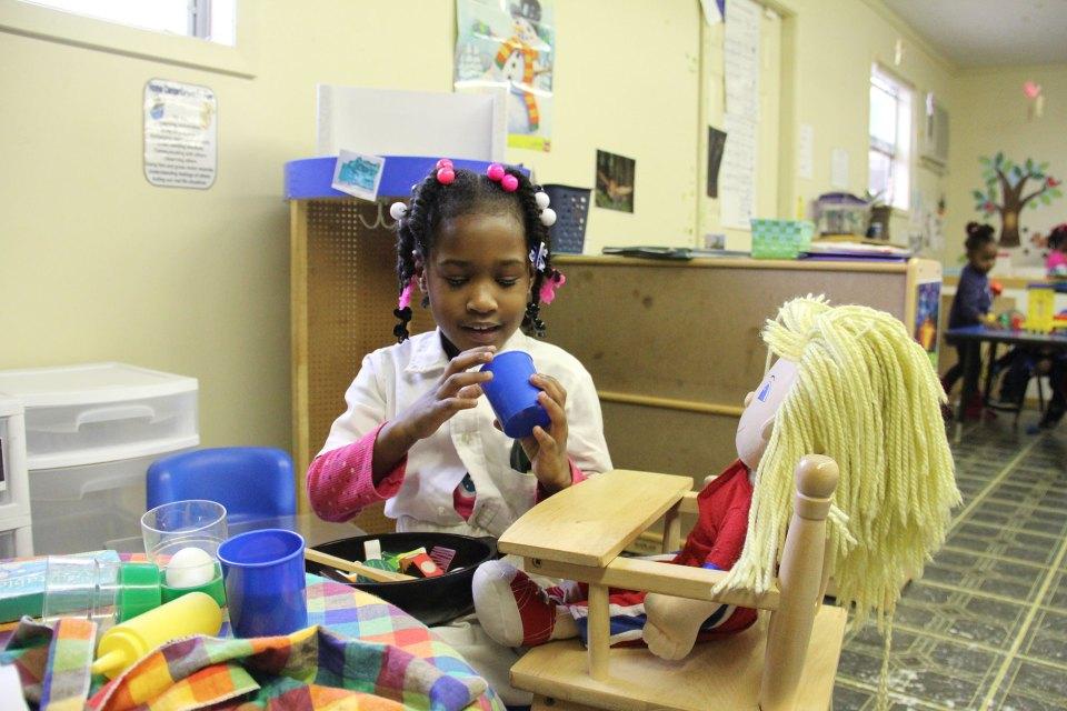 STEM for preschoolers