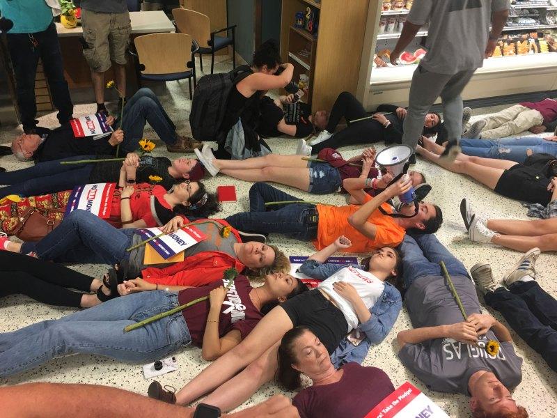 Student activists