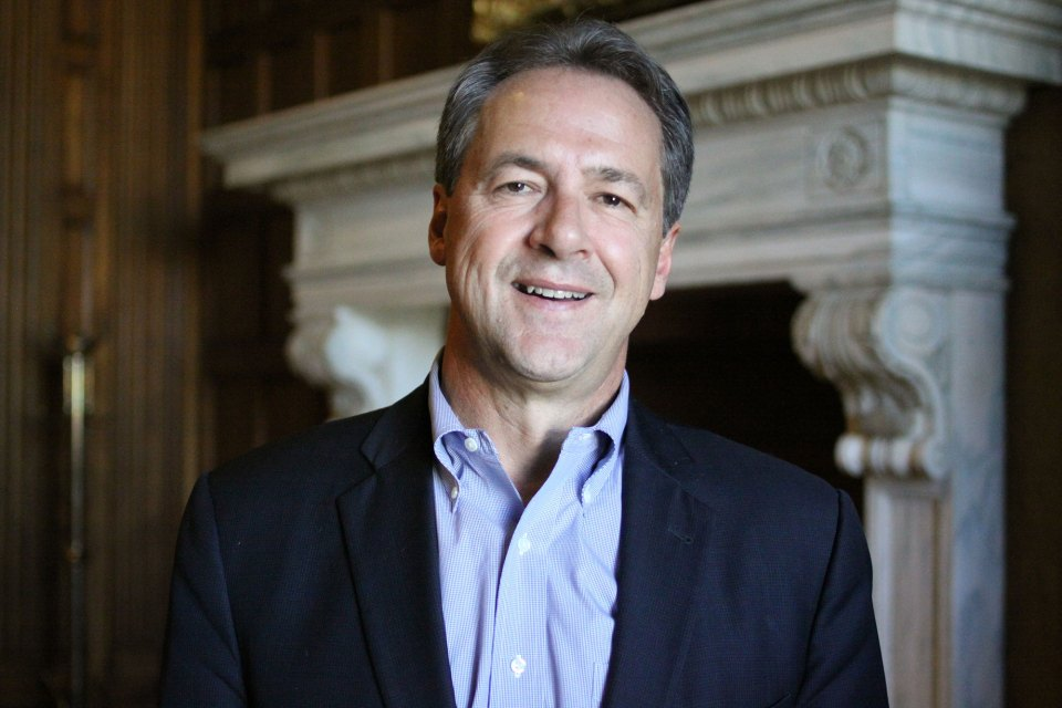 "Montana Gov. Steve Bullock supports continuing a property tax levy that pays for higher education. ""The opponents who turn around and say we're overspending, those are often the same people who say we're overspending on our schools, we're overspending on our roads,"" Bullock says."