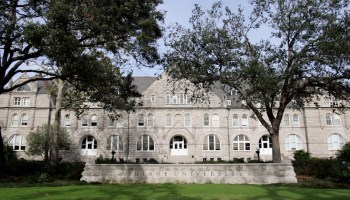 Tulane University in New Orleans, Louisiana.