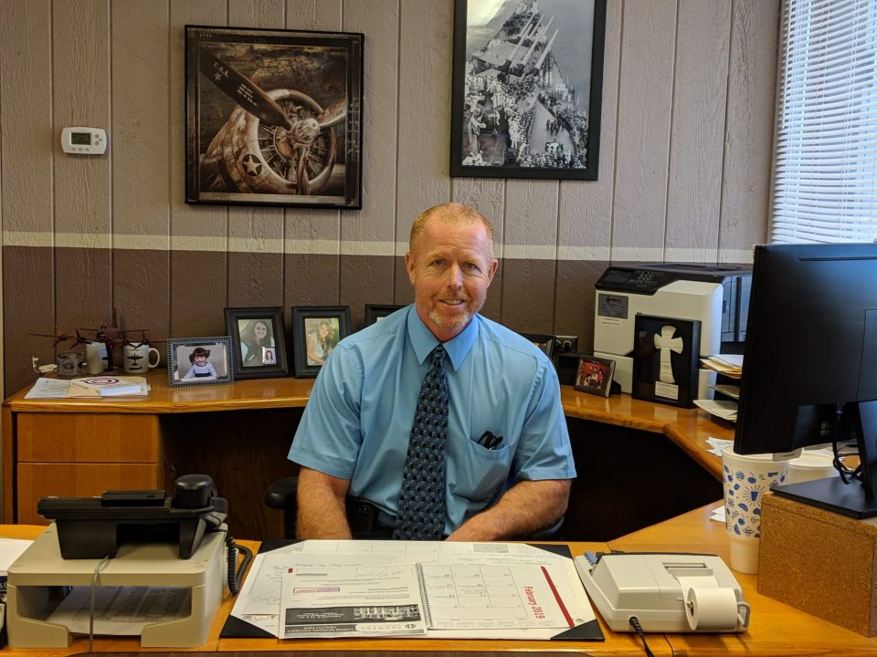 Dave Tecklenburg had to eliminate 45 positions from the school district he leads, Lamar Re-2, in southeastern Colorado, during his first month as superintendent in 2011.