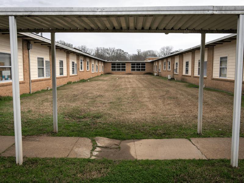 crumbling schools