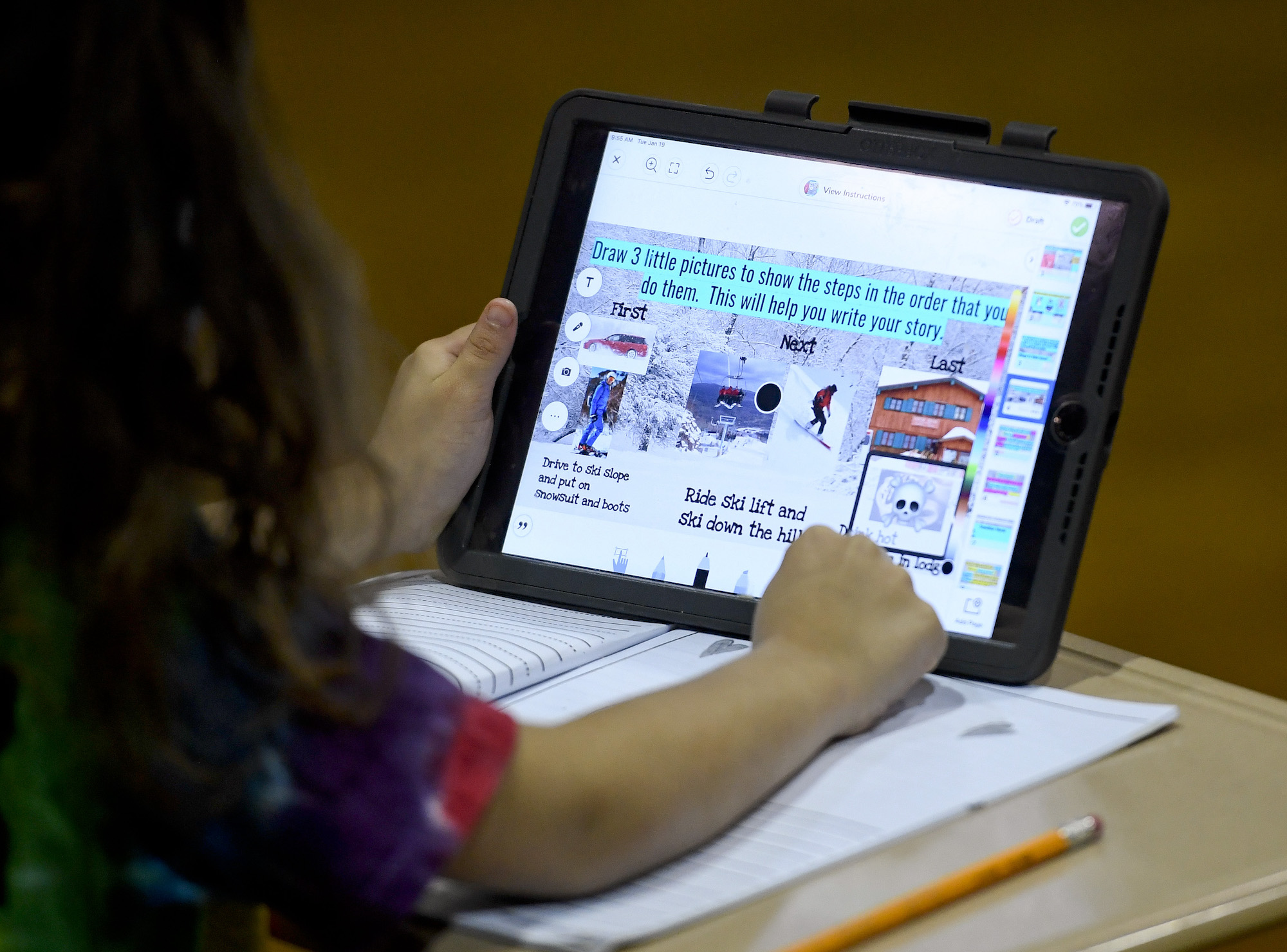 TEACHER VOICE: Advice for teaching remotely