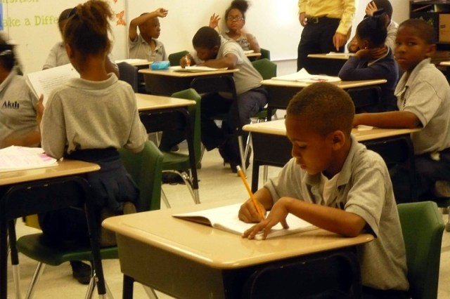 New Orleans charter schools