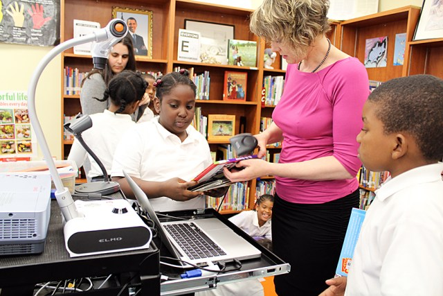 School librarians