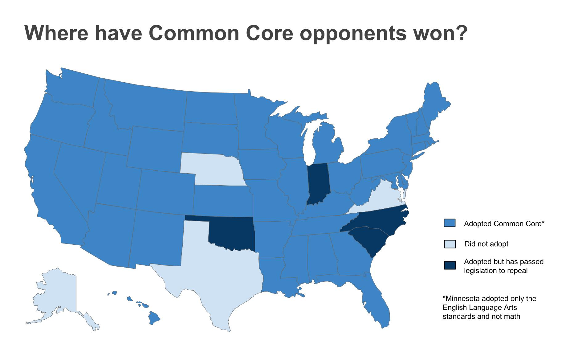 How One Ohio Mother Is Trying To Take Down The Common Core