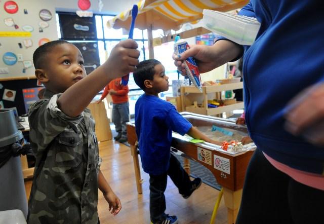 Preschool scholarships and grants