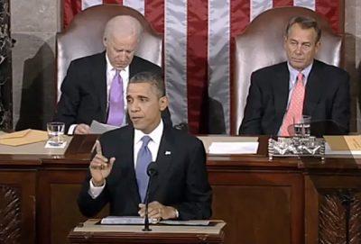 Obama State of the Union address