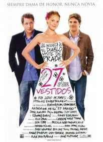cine 27 vestidos