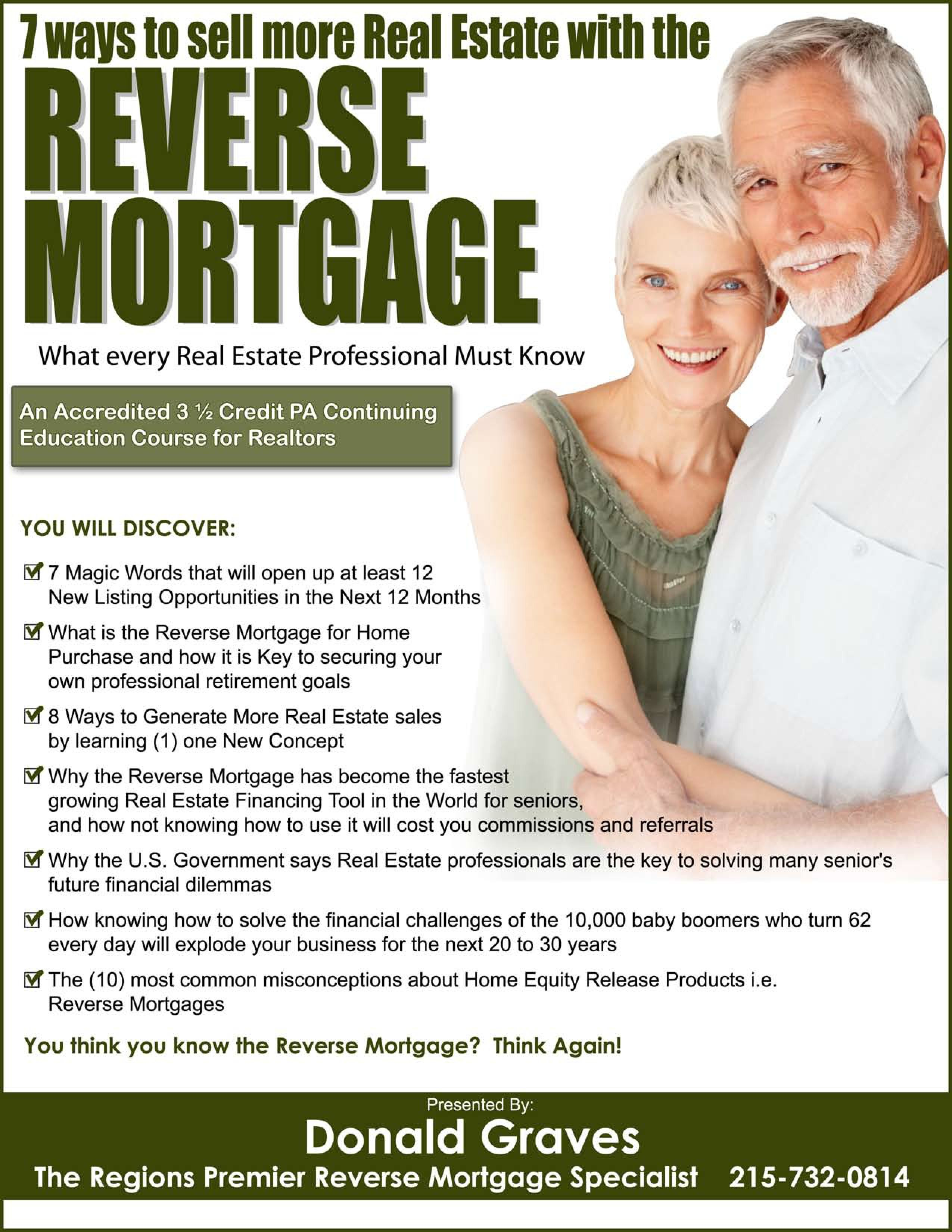 HECM Advisor... Reverse Mortgage Program