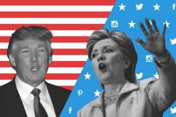 Hillary & Trump - 2016