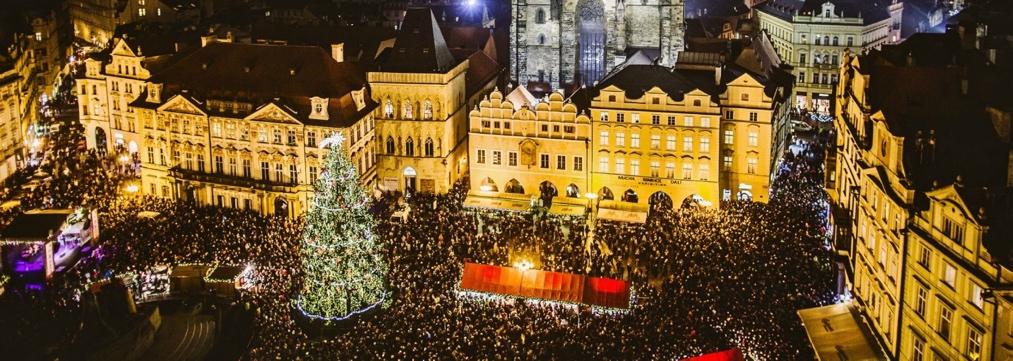 Image result for christmas spirit prague