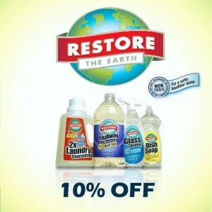 Looking for a nontoxic natural cleaning product? Restore Naturals ishellip