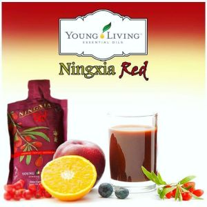 Young Living Essential Oils Ningxia Red is a delicious superhellip