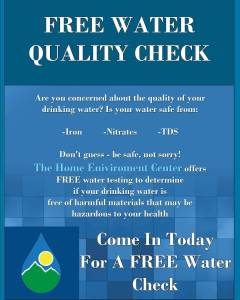 Wondering whats in your water? Simply bring in hot waterhellip