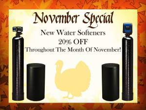 Kicking off November with a softener sale Stop on inhellip