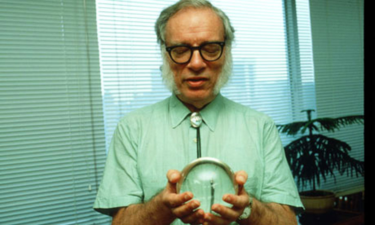 Les 3 règles d'Asimov