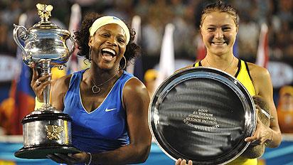 Serena gana