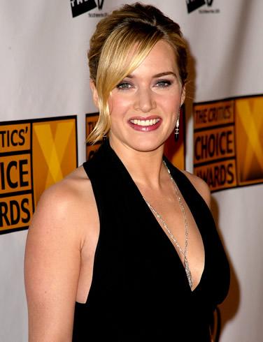 Kate Winslet va por Mejor Actriz
