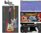 Rockband Beatles Rocky strat