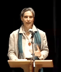 Sarah Chayes Lecture, Middlebury College, Dana Auditorium, March 6, 2009