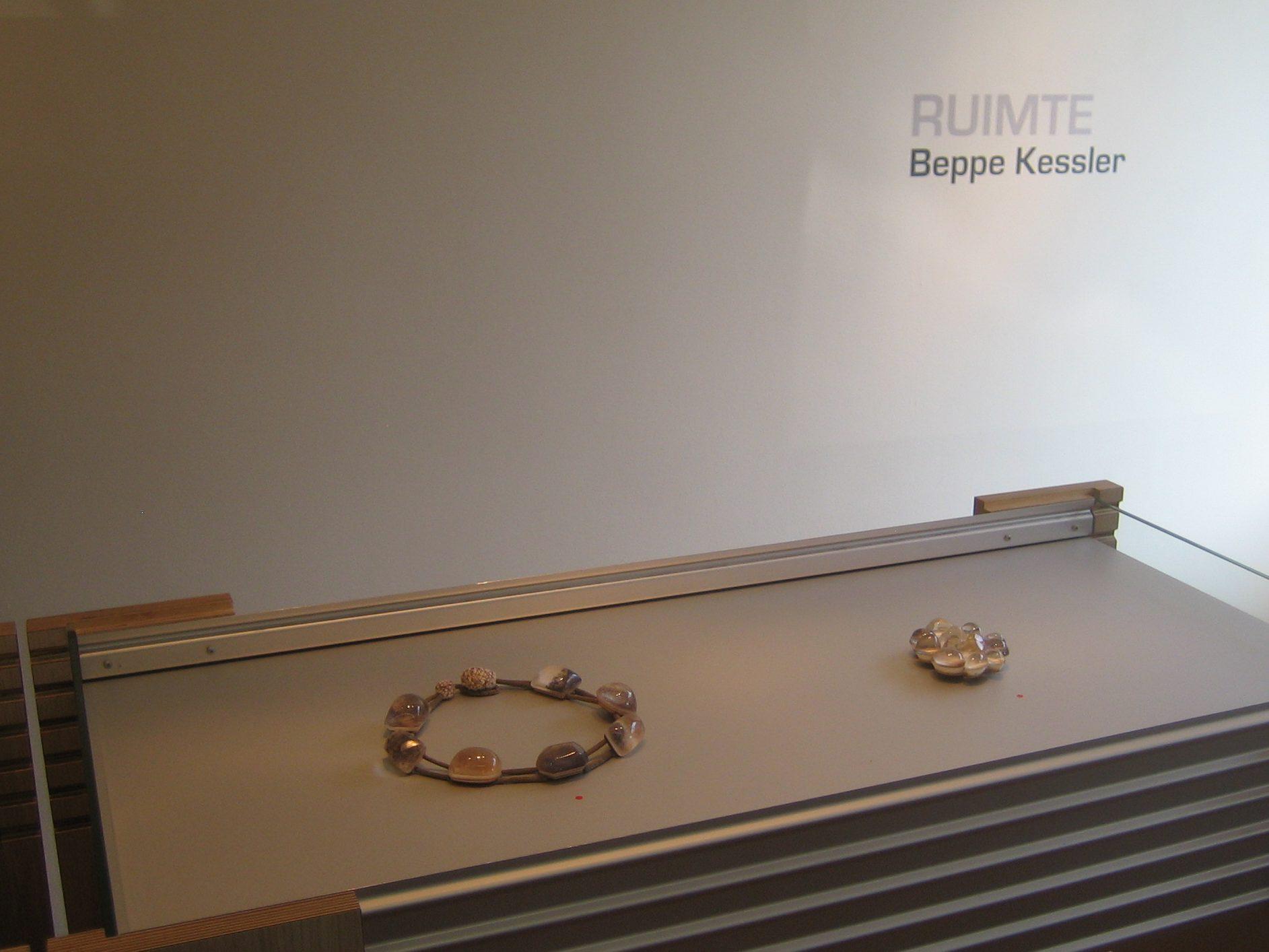 Beppe Kessler, Ruimte, Galerie Rob Koudijs, 2015