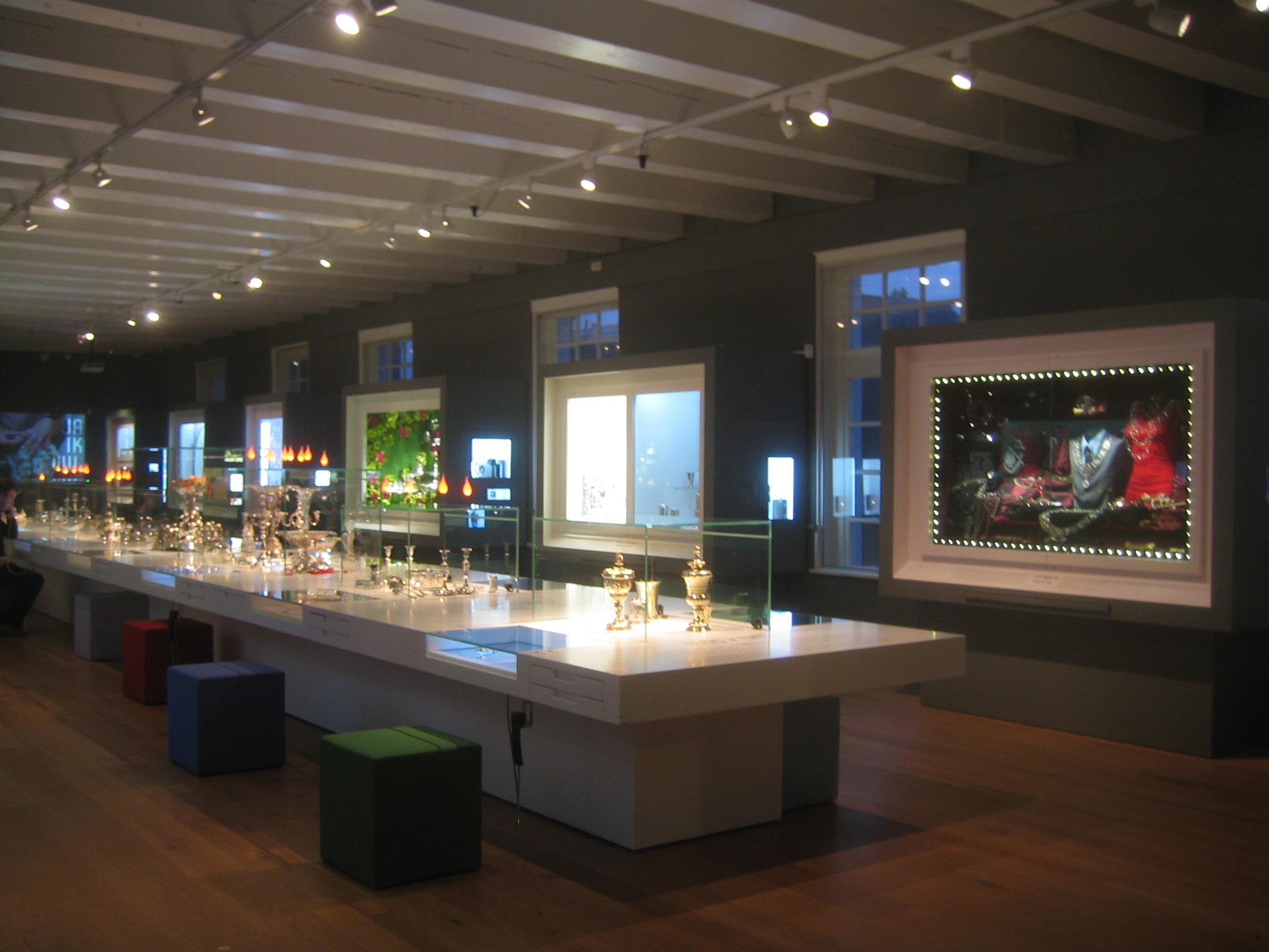 Zilvermuseum Schoonhoven, 2015, vaste opstelling