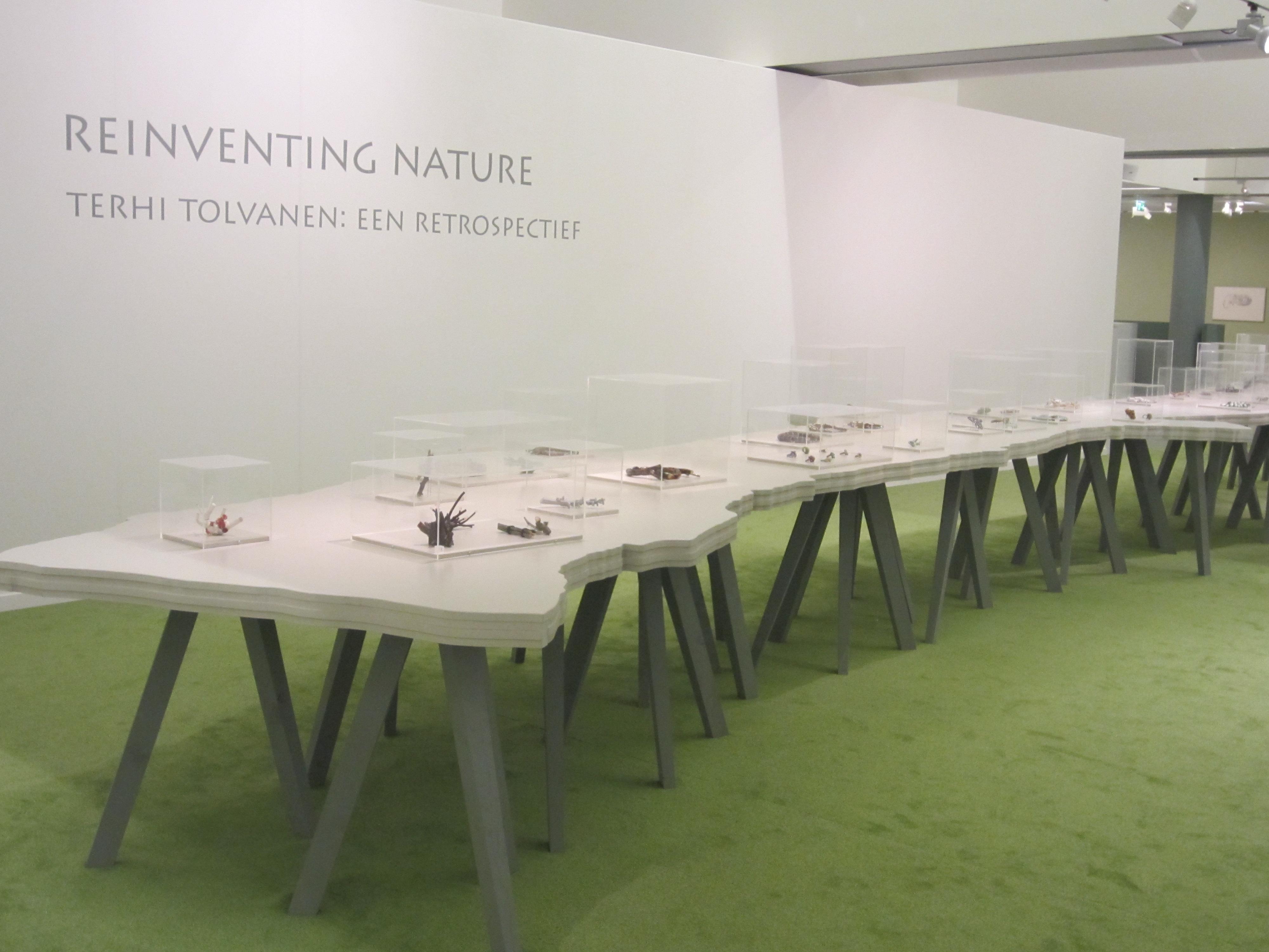 Reinventing nature, Terhi Tolvanen: een retrospectief, CODA, 2014