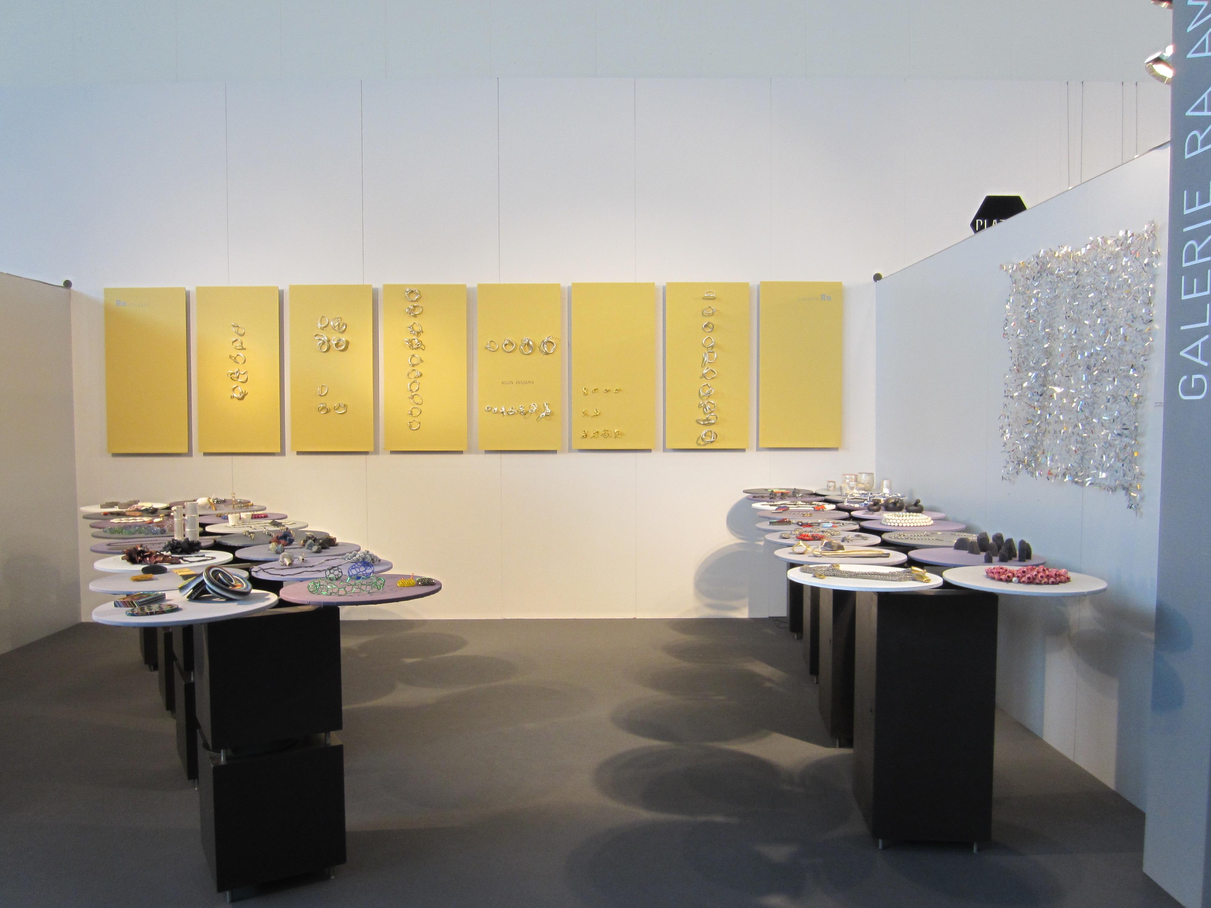Galerie Ra op Frame, München, 2016