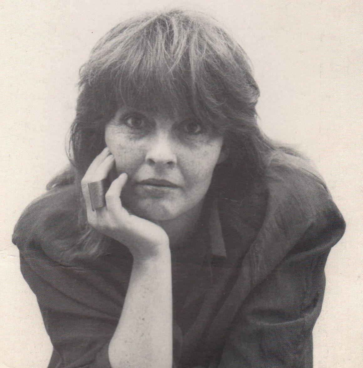 Louise Smit 1989, portret foto Herman Doeleman