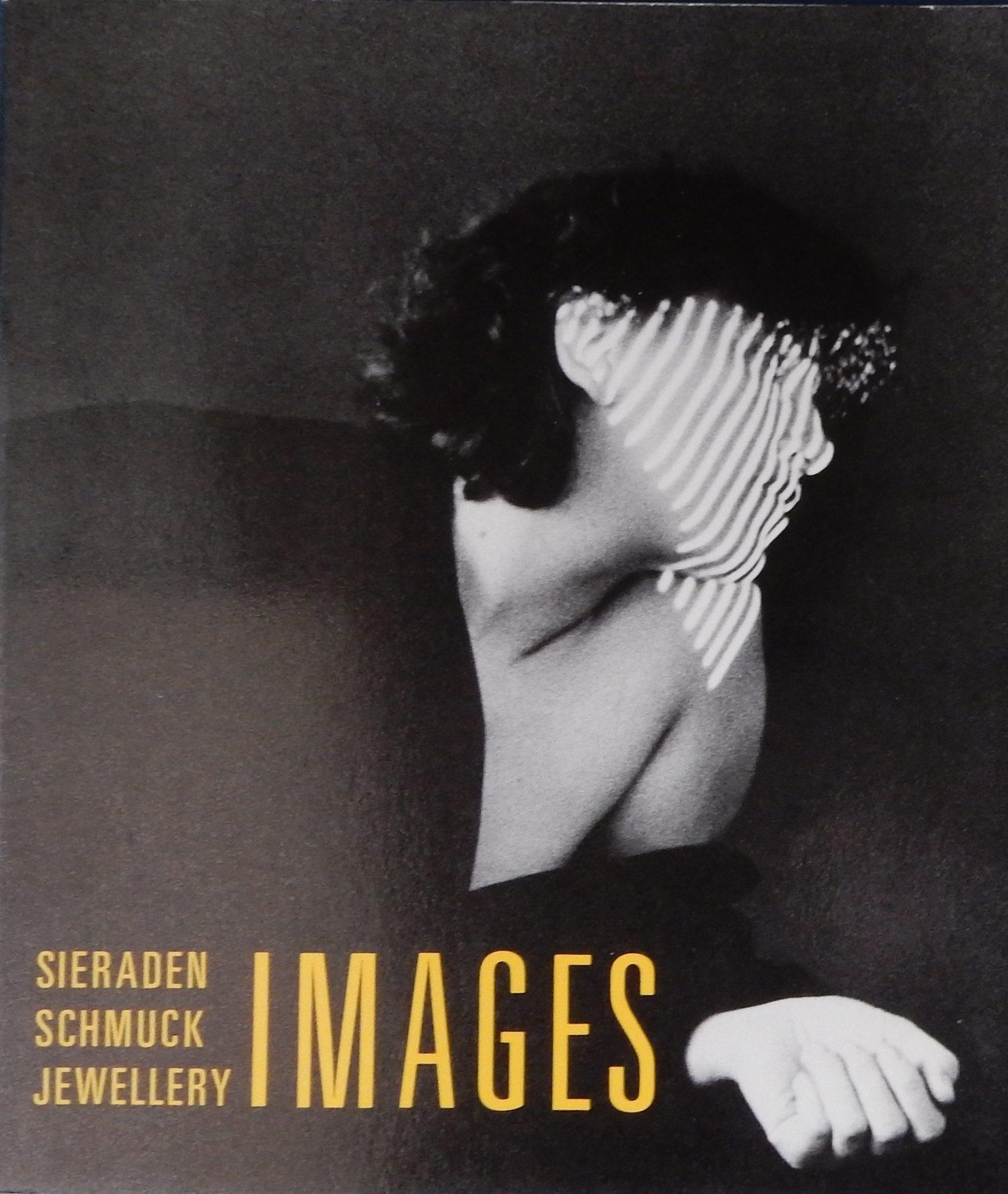 Tentoonstellingscatalogus Sieraden, Images, drukwerk
