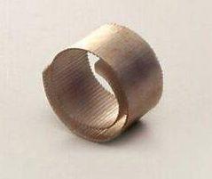 Onno Boekhoudt, ring, 1980-81. Collectie Design Museum Den Bosch, zilver