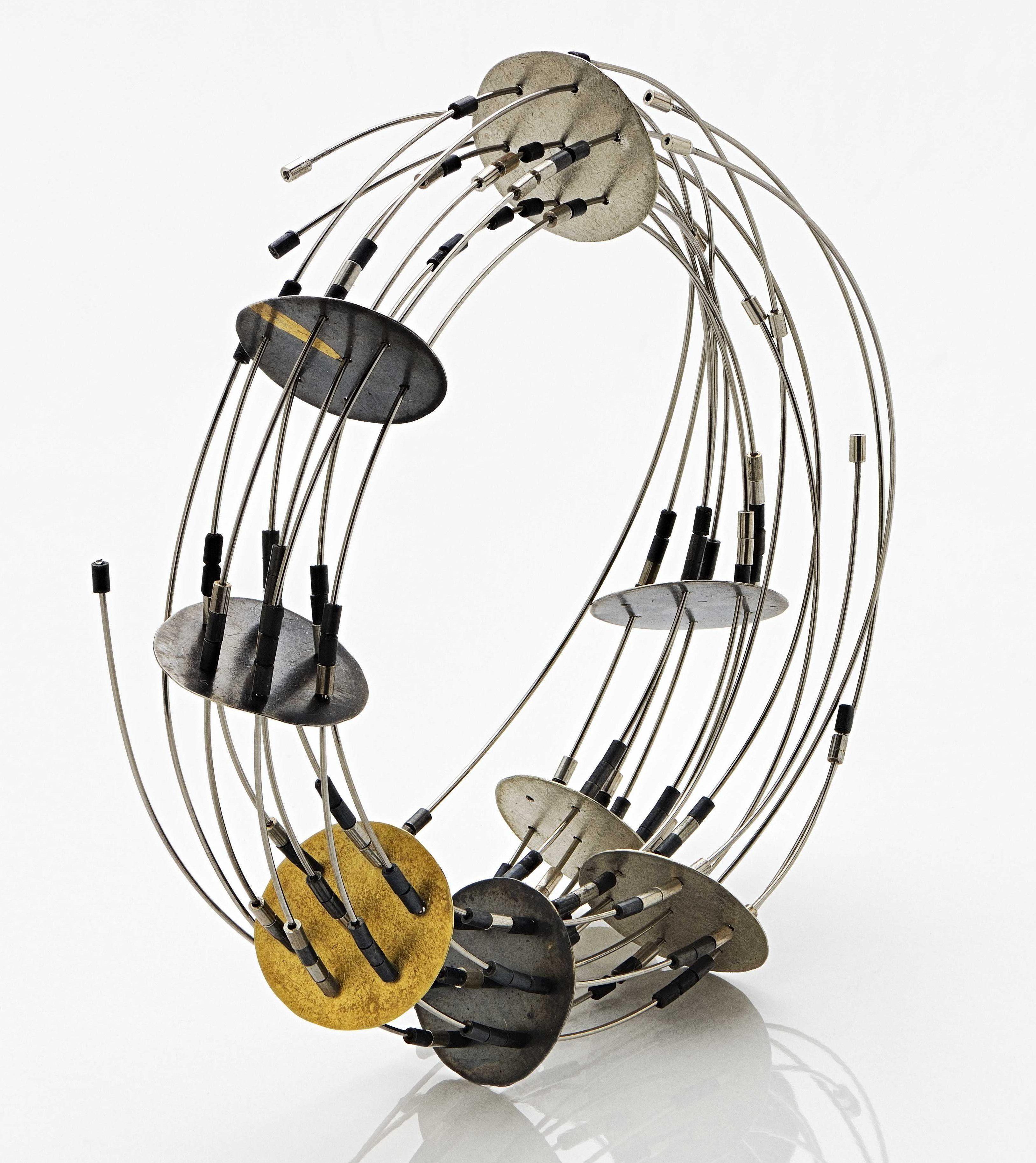 Maria Rosa Franzin, armband. Foto met dank aan Galerie Slavik©