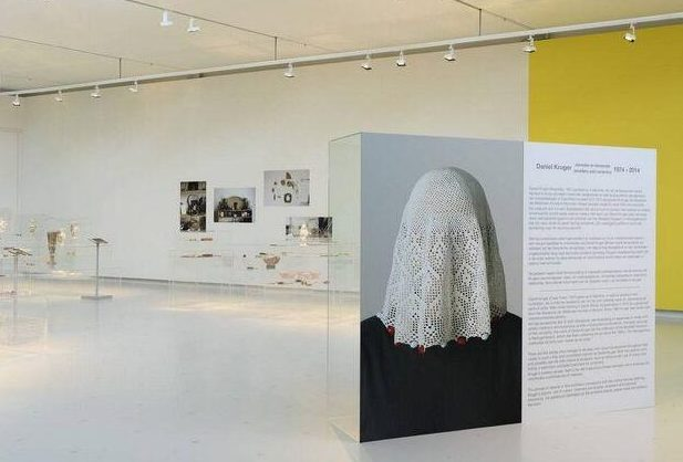 Daniel Kruger, sieraden en keramiek 1972-2014, tentoonstelling