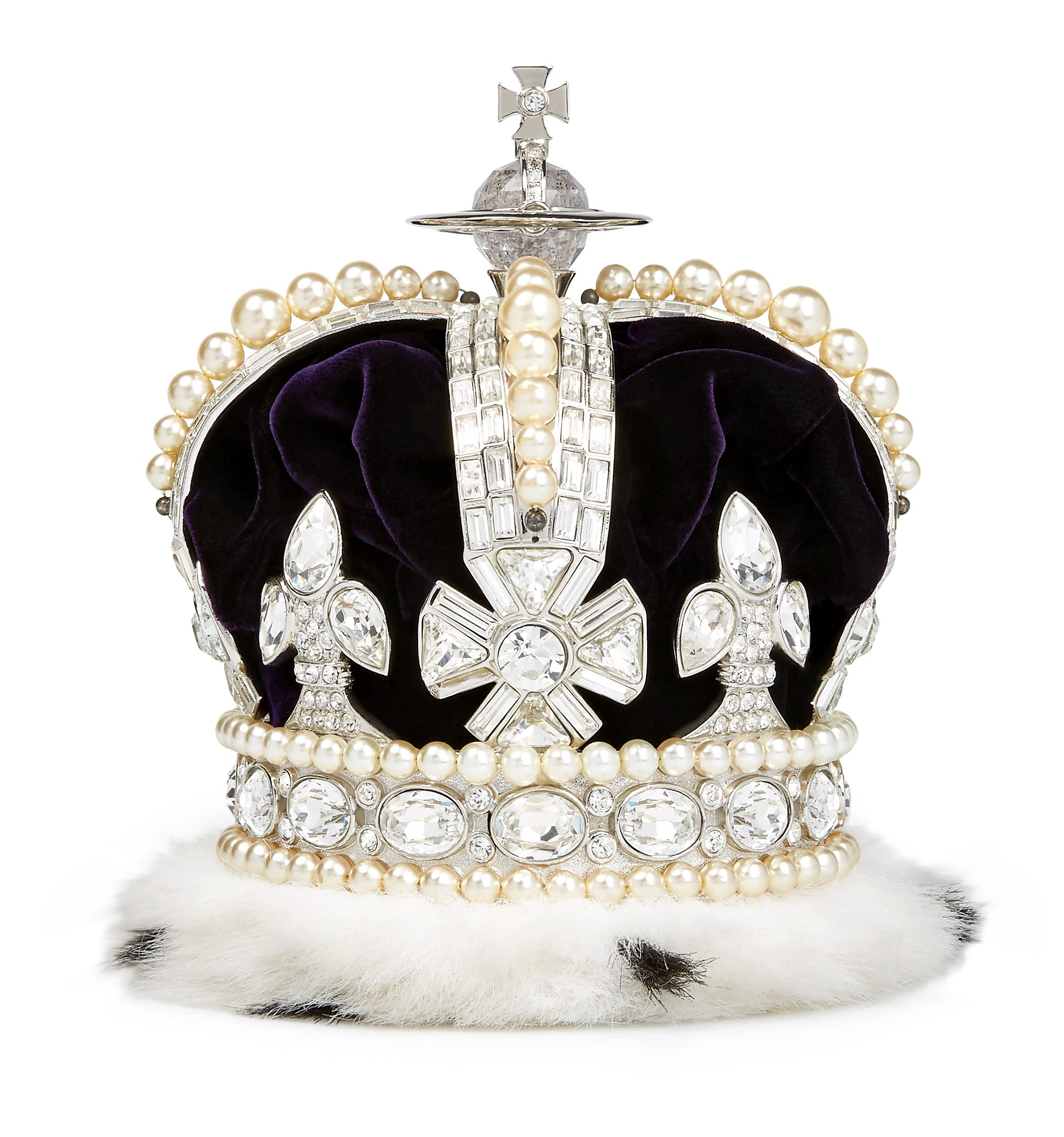 Vivienne Westwood, kroon, 2000-2001. Foto met dank aan ADAGP, Vivienne Westwood Ltd©