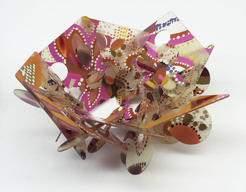 Svenja John, armband, 2015, kunststof