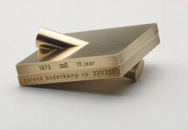 Berend Bodenkamp, penning, no 231/350, 1975. Foto met dank aan Stichting Françoise van den Bosch©