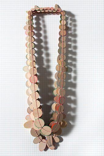 Manon van Kouswijk, Heartbeads, halssieraad, 2006. Foto met dank aan Gallery Funaki©
