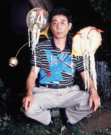 Yuka Oyama, Schmuck Quicky, foto, 2003. Foto met dank aan Stichting Françoise van den Bosch©