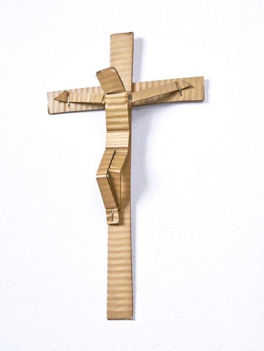 David Bielander, Crucifix, 2016. Foto met dank aan Galerie Rob Koudijs©