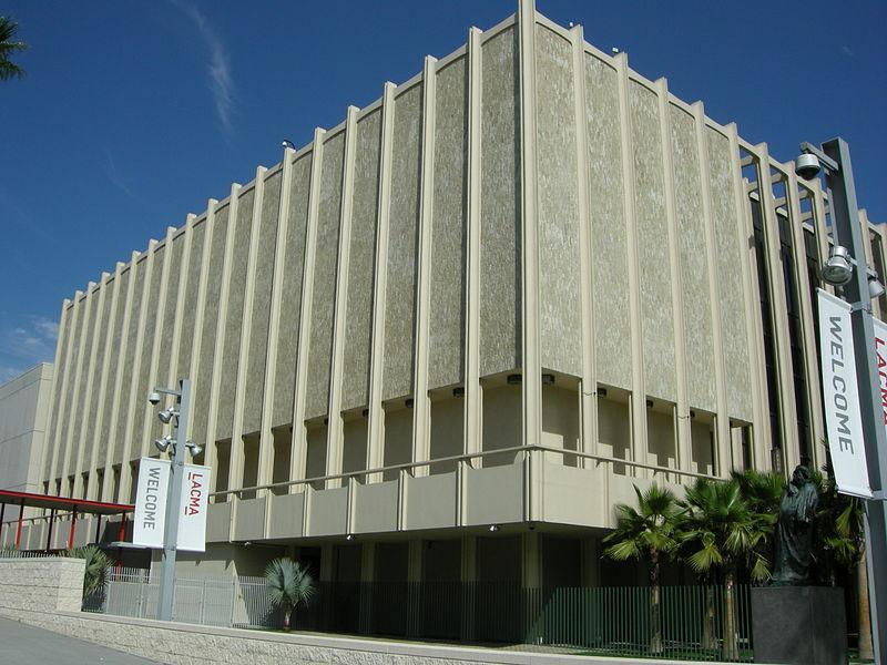 LACMA, 19 oktober 2010. Foto Sailko, museum, gebouw