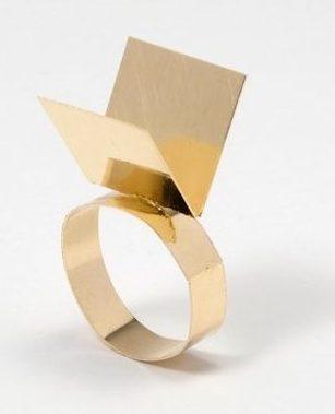 Marc Monzó, Blank, ring, 2015. Foto met dank aan Galerie Rob Koudijs©