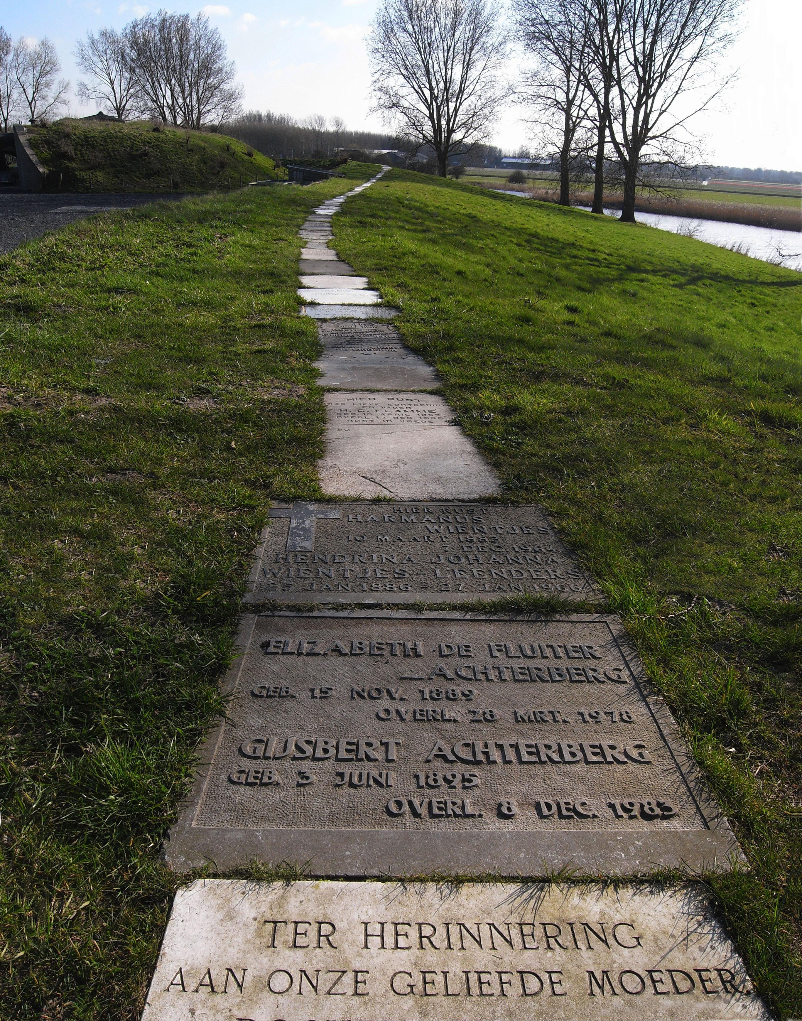 Hans van Houwelingen, Sluipweg, Fort Vijfhuizen, Stelling van Amsterdam. Foto met dank aan CODA©