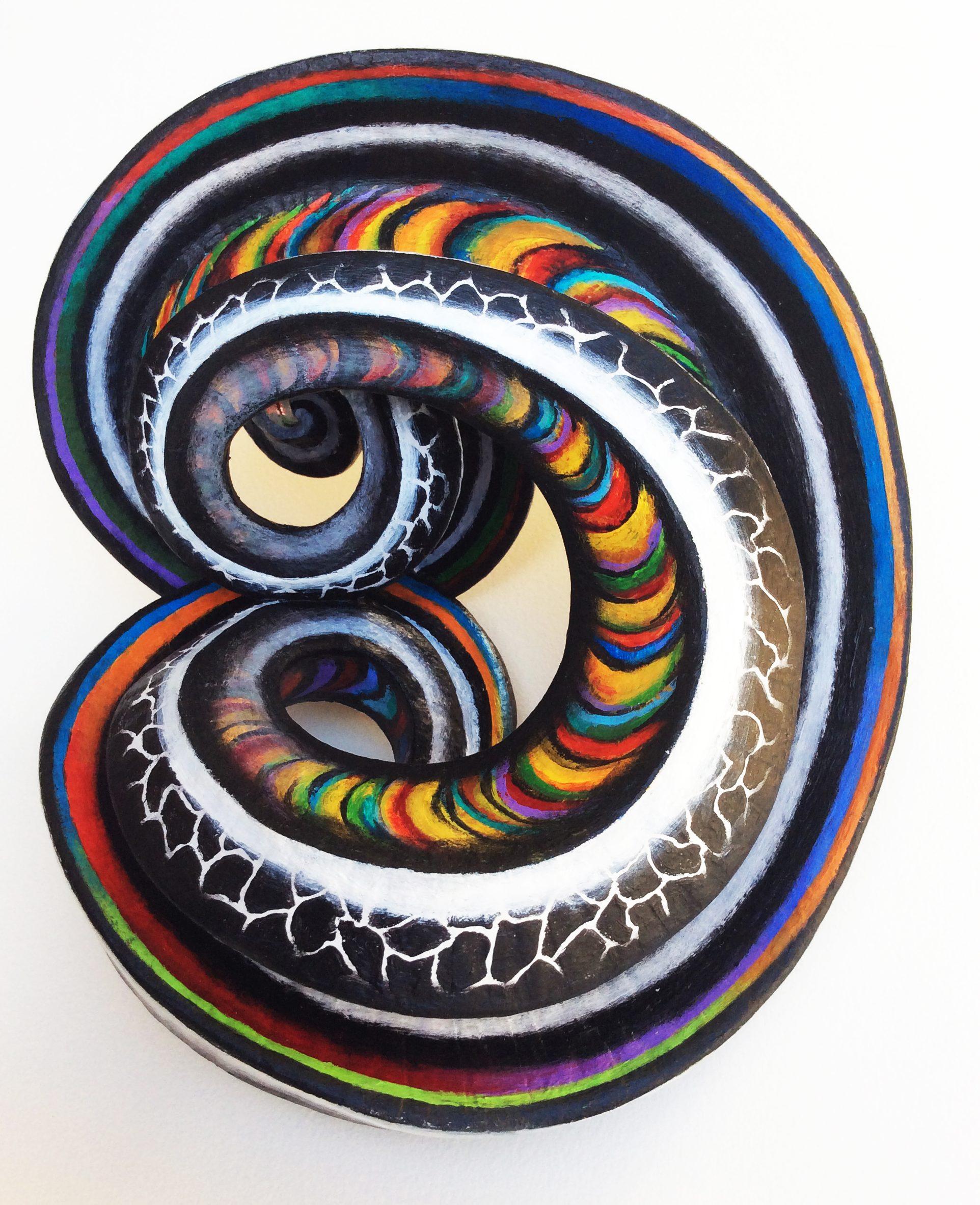 Marjorie Schick. armband. Foto Robert Schick, verf