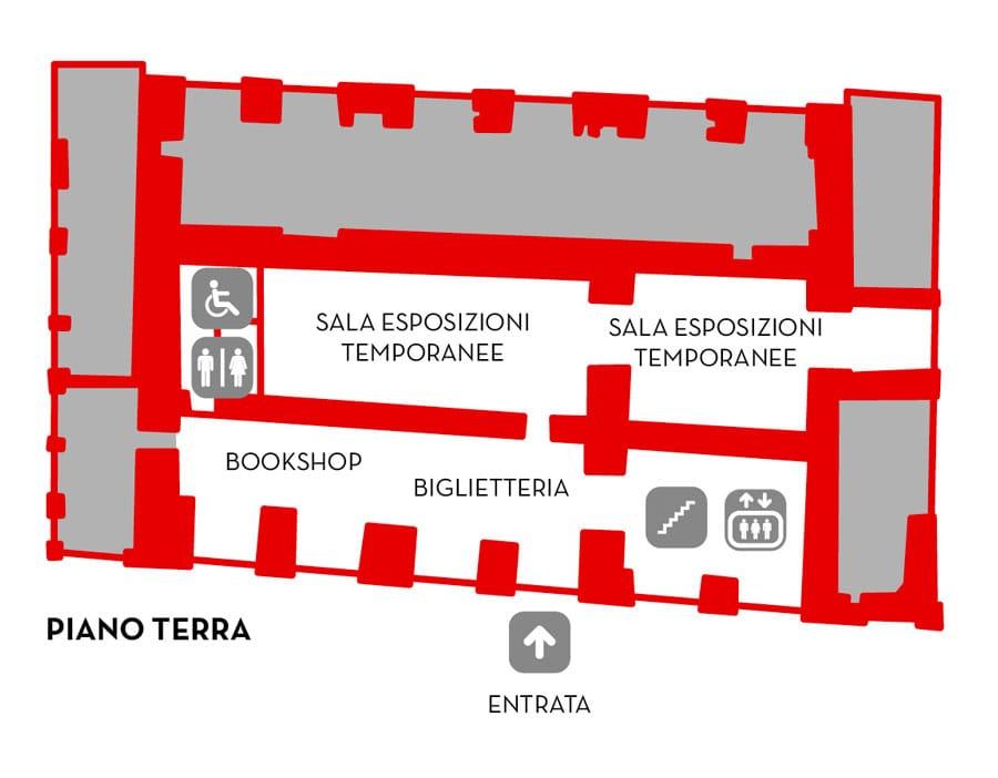 Museo del Gioiello, begane grond. Foto met dank aan Museo del Gioiello©