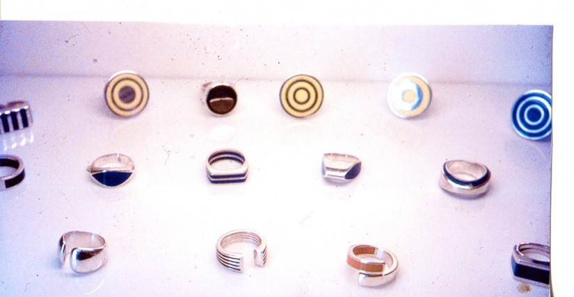 Jan Scherjon, ringen. Foto met dank aan Jan Scherjon©